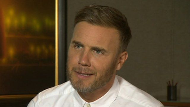 Gary Barlow said organisers have kindly made a donation to Children in Need