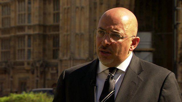 Conservative MP Nadhim Zahawi