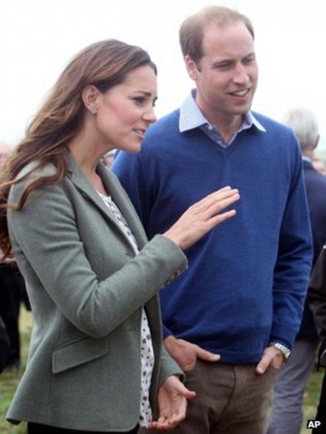 Duchess of Cambridge attends Anglesey ultra marathon
