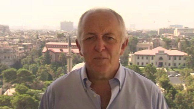 Jeremy Bowen,