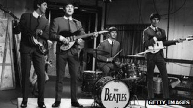 Beatles albums finally go platinum