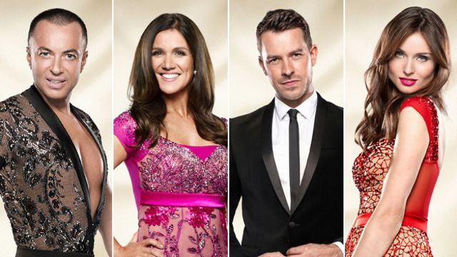 Strictly Come Dancing announces 2013 line-up
