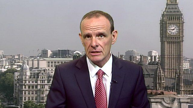 BBC News Channel Chief Political Correspondent Norman Smith