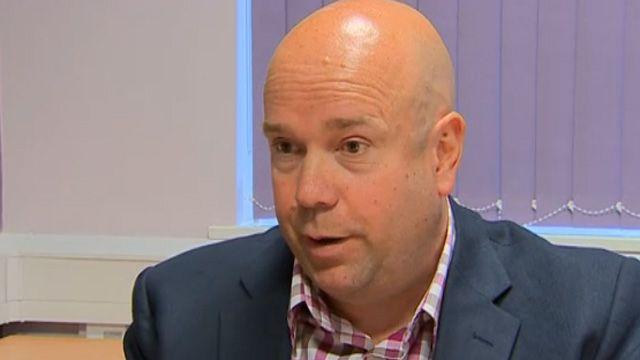 Det Chief Inspector Martin Tavener
