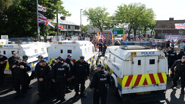 Policing Operation
