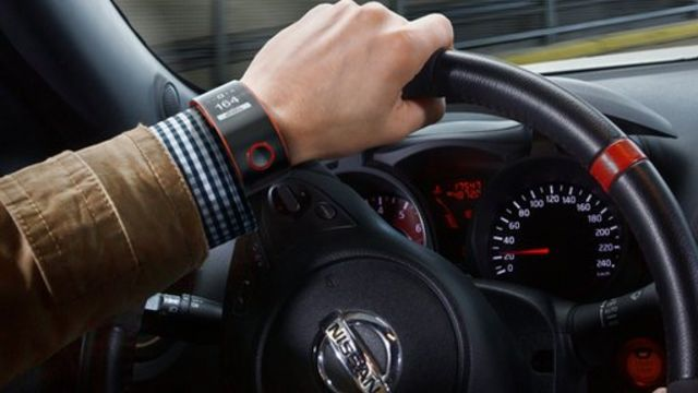Nissan launches Nismo smartwatch for drivers