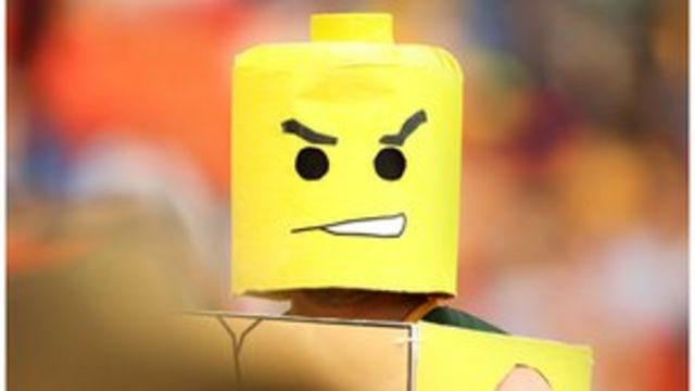 Lego becomes world's second-biggest toy maker