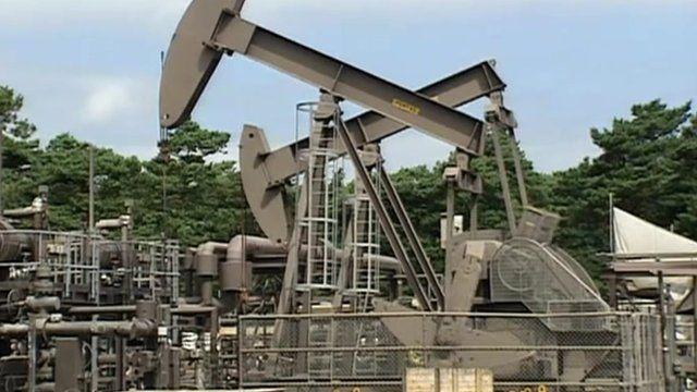 Wytch Farm oil field
