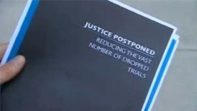 Justice Postponed report