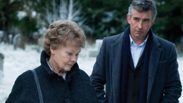 Frears tells tragic Philomena story for humour