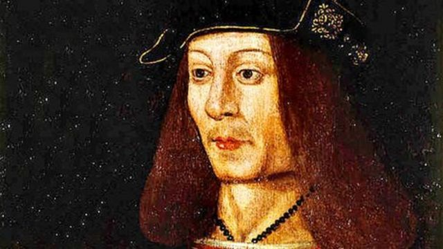 The sad tale of James IV's body