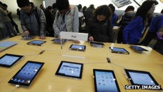 Apple faces e-book restrictions