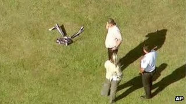 Remote control helicopter kills teenager in NYC park