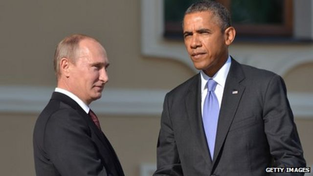 Syria crisis: No clear winner in Russia-US G20 duel