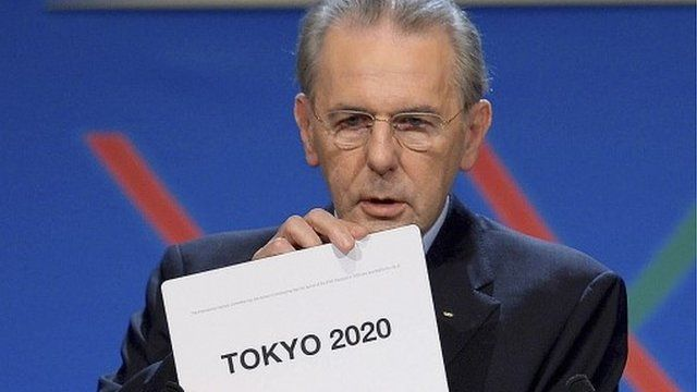 International Olympic Committee (IOC) President Jacques Rogge