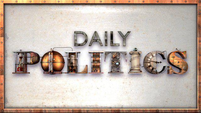 Daily Politics Logo