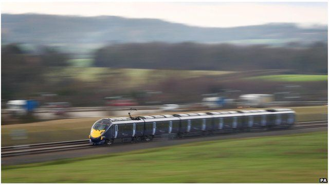High speed train (PA)