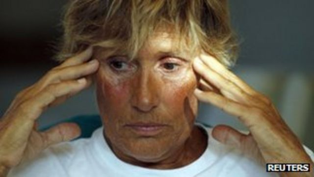 Diana Nyad says Cuba-US swim was 'squeaky clean'