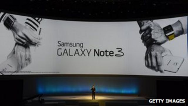 Samsung backs Apple's 64-bit chip smartphone chip switch