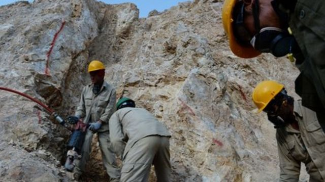 'At least 27' Afghan miners killed in collapse