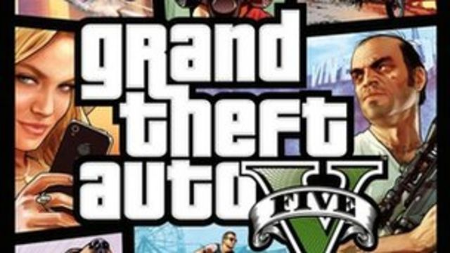Man stabbed and robbed in London of Grand Theft Auto game