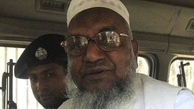 Abdul Kader Mullah - File photo from February 2013