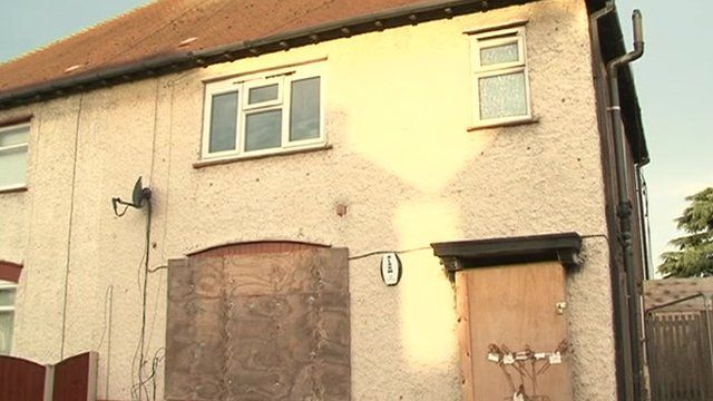 Six children died in the fire on Victory Road in Derby in 2012