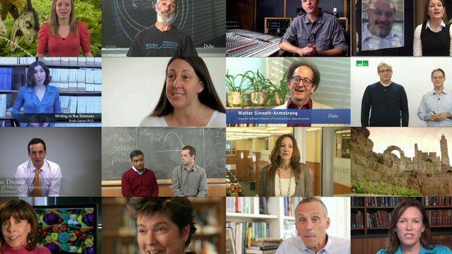 MOOCs lectures
