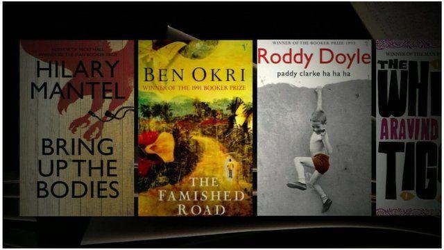 Man Booker Prize winners