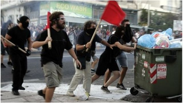 Wave of protests after Greek 'neo-Nazi' killing