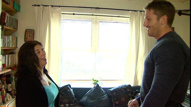 Fran Murphy meets Ian Hullin