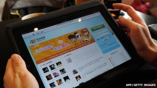 Online anger 'spreads faster than joy' on Weibo