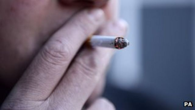 Smoking ban considered for prisons