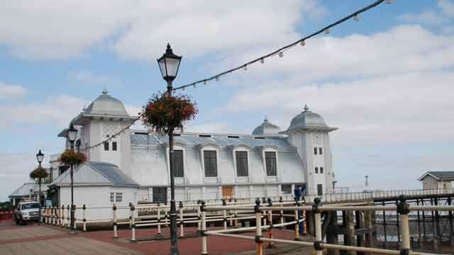 Pier Penarth