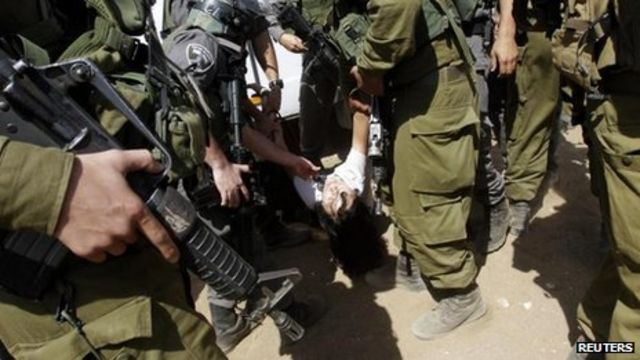 Israel 'to act' over West Bank diplomats scuffle