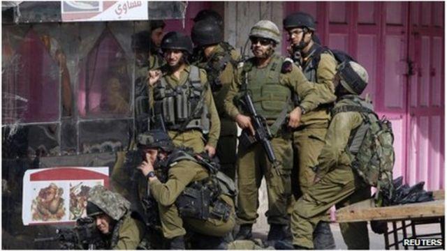 Israeli soldier killed in West Bank city of Hebron