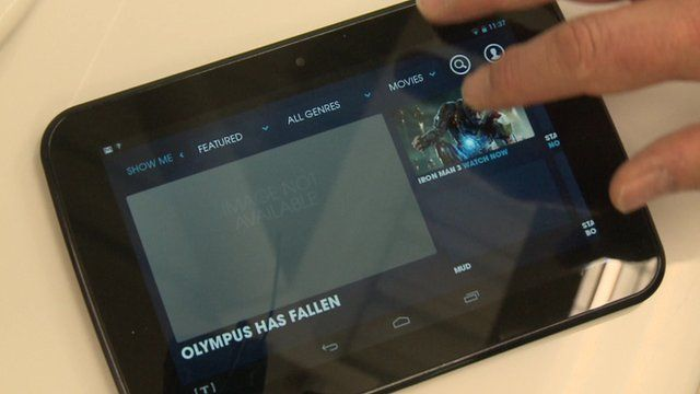 Testing Tesco's new tablet computer