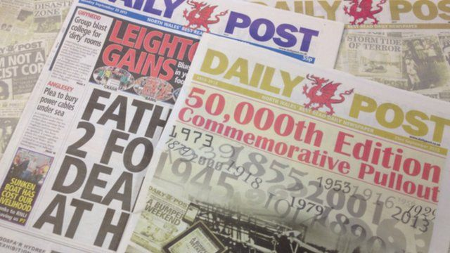 Daily Post's 50,000th edition
