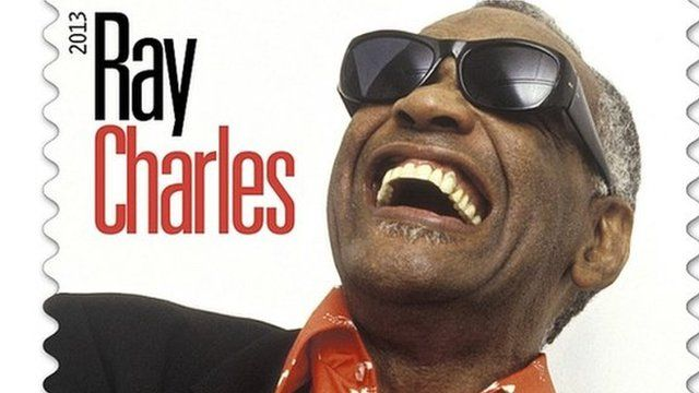The Ray Charles Stamp