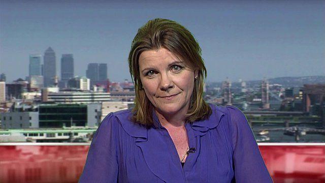 Jane Hughes from mental health charity Rethink Mental Illness