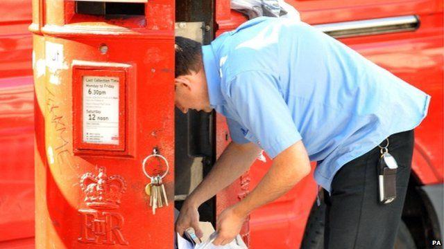 Mail worker