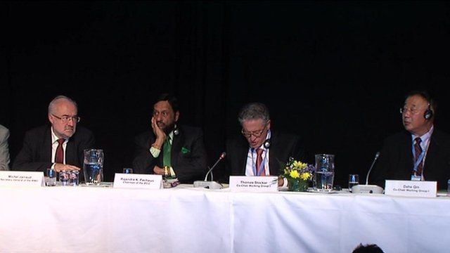 IPCC panel