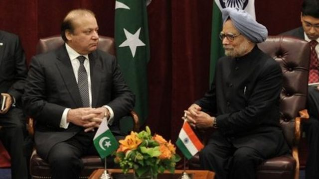 India and Pakistan 'will work together over Kashmir'