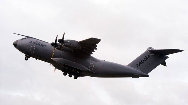 The Airbus A400M