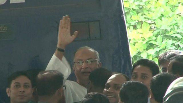Salahuddin Quader Chowdhury