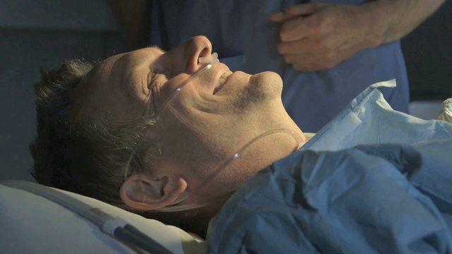 "Michael Mosley undergoes ""truth serum"""