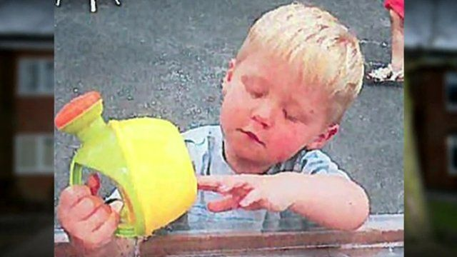 Murdered toddler Keanu Williams