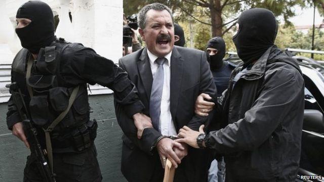Greece: Golden Dawn deputy head Christos Pappas remanded
