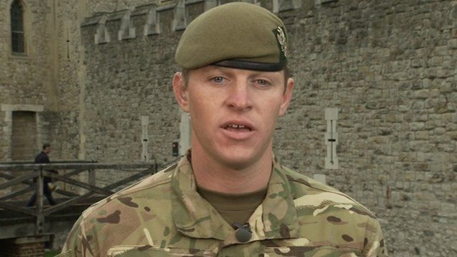 Cpl Josh Griffiths, 24, from Merseyside