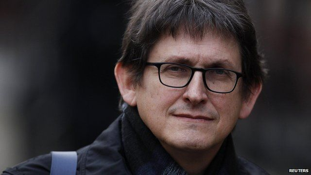 Alan Rusbridger, Editor of The Guardian newspaper
